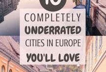 - TRAVEL : EUROPE - / Travel throughout Europe with these guides!