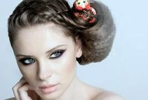 #Adela #Drogeanu - Romania / #HAIR#BEAUTY#MAKEUP#FASHION#MODEL#BEAUTY#
