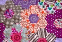 Patchwork patteren
