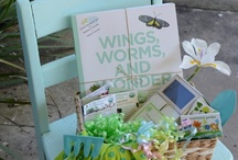 Gift Ideas / Wings, Worms, and Wonder makes such an excellent beginning of year, end of year, or teacher appreciation gift. Create a theme or gift basket that features the book with some of these ideas! Made by a teacher for teachers, parents, grandparents, scout leaders, community garden educators, or for anyone who wants to integrate gardening and the outdoors into children's lives.