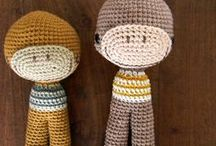 Crochet all kinds of dolls