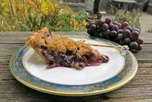 Ontario Grape Recipes