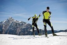 Piękne biegówkowe zdjęcia / Beautiful cross-country skiing photos