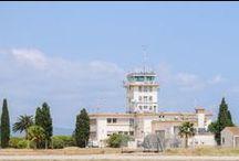 Airport control towers / Airport control towers