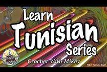 Crochet Tunesian
