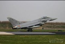 Frisian Flag / Frisian Flag is an annual international exercise held at the airbase Leeuwarden In addition to the active participation of the Royal Dutch Air Force many international participants also participate.