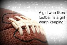 Football Field-day.... / Feel free to share as much or as little as you like.  / by Sassy Cajun