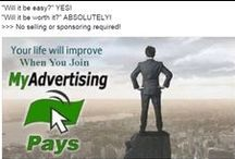 My Advertising Pays / Get Paid EVERY 20 Minutes! Over 100,000 Members already know the secret... how you, with 10 clicks per day, can EARN 3 times in an hour, or 72 times a day. Sensational, a truly unique new online business where everyone,  is guaranteed to earn money on the Internet without having to sell anything! You will be paid, automatically every 20 minutes, you cannot prevent it happening This business is rocking. http://rossa0.wix.com/earnmoney Results NOT Typical unless you take action!