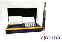 Introductory Products / See all of the introductory kits and products alohma carries and get started in the wonderful world of vaping.  All introductory batteries have a 30 day manufacturer malfunction warranty