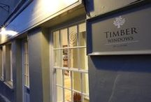 Timber Windows of Clifton / New showroom now open in Clifton