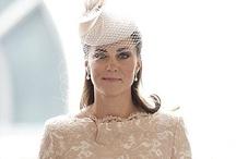 Catherine Middleton / by Irene