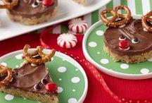 Holiday Treats / Delicious, homemade treats for the holidays.