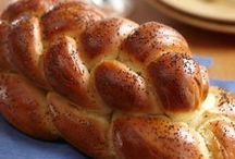 Breads for the Holidays / Festive breads for holiday entertaining.