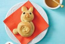 Easter Treats / Easter holiday recipes.
