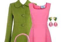 Pink and Green Style / by Lenora Catchings