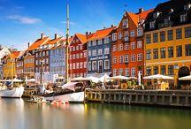 Estocolmo e Copenhague