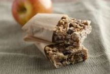 Back-to-School / Recipes to help you pack lunches and plan the perfect after-school snacks.