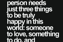 Motivation & Inspiration <3 / I love good Words <3