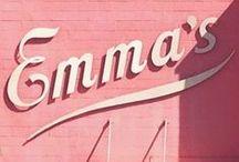 Dream Home Style Board / 1950s Dream Home / by Emma Cowdry