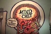 Mind of a Chef / Not only featuring the TV show by the same name but the chefs associated with it. GREAT show. VERY out of the box.