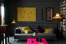 Living room / Salas de estar