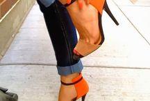 Shoes - sko / Slike sko vil jeg gjerne ha