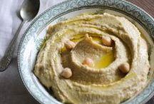 Dips / Hummus, Guacamole and more