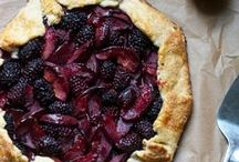 Sweetie Pie / Fruit and other dessert based pies, turnovers, tarts and danishes