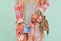 Boho / Boho Hippi Style