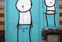 Straat en kunst