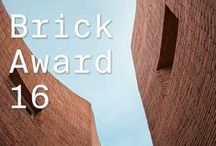 """Brick Award 2016 / """"When we talk about brick, people think that we talk about tradition. But in this competition, you can find many projects with an innovative approach, giving brick a new meaning and a new appearance. I think this is very important"""", states Wang Shu, Pritzker Prize winner 2012 and jury member of the Wienerberger Brick Award 2014."""