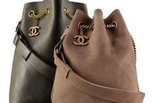Fashionable Bucket Bags / Get into the latest trends for women's bags -- bucket bags. Check us out for more updates...