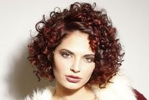 Curls, curls, curls! / Curls from loose waves to springy ringlets
