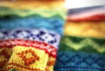♥ Kintting Fair Isle ♥