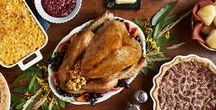 Classic Thanksgiving Recipes / Delicious and comforting Thanksgiving dishes.