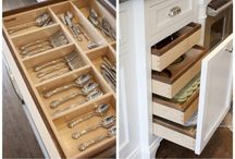 Kitchen Organization / by Natalie A.