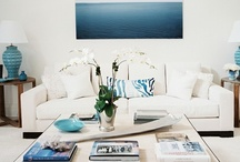 living room / by Whitney Beswick