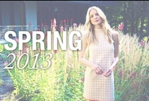 Spring 2013 / What we love this season... / by Nicole Miller
