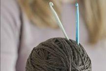 Crochet, Yarn & Thread / by Annette Whalen
