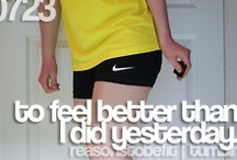 Fitness-Motivational / by Trisha Holub