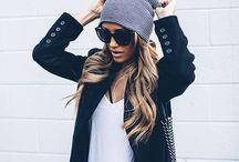 Fall & winter fashion inspiration