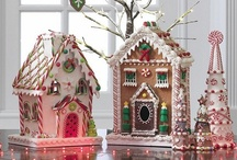 Gingerbread Houses~