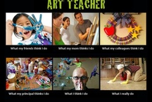 Art Education <3 / Art Lesson Ideas For My Future As An Art Teacher!! :) / by Imelda Cabrera