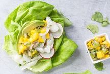 Pretty Healthy Food / Healthy recipes that radiate natural beauty!