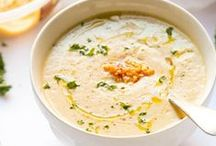 More Soup, Please / Cozy soup recipes to keep you warm all Winter long!