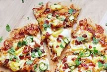 Pizza Party! / There's always room for pizza!