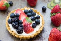 Feeling fruity / Get your fruit fix with these fresh recipes!