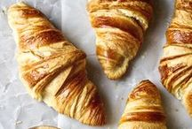Buns & Pastries / Here you'll find simple cinnamon rolls, fluffy breakfast buns, and fancy French pastries! Hope you brought your sweet tooth!