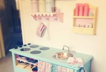 Nilly's tiny kitchen ideas