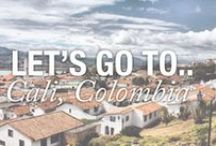 Let's Go To.. Cali, Colombia /   / by Nicole Miller